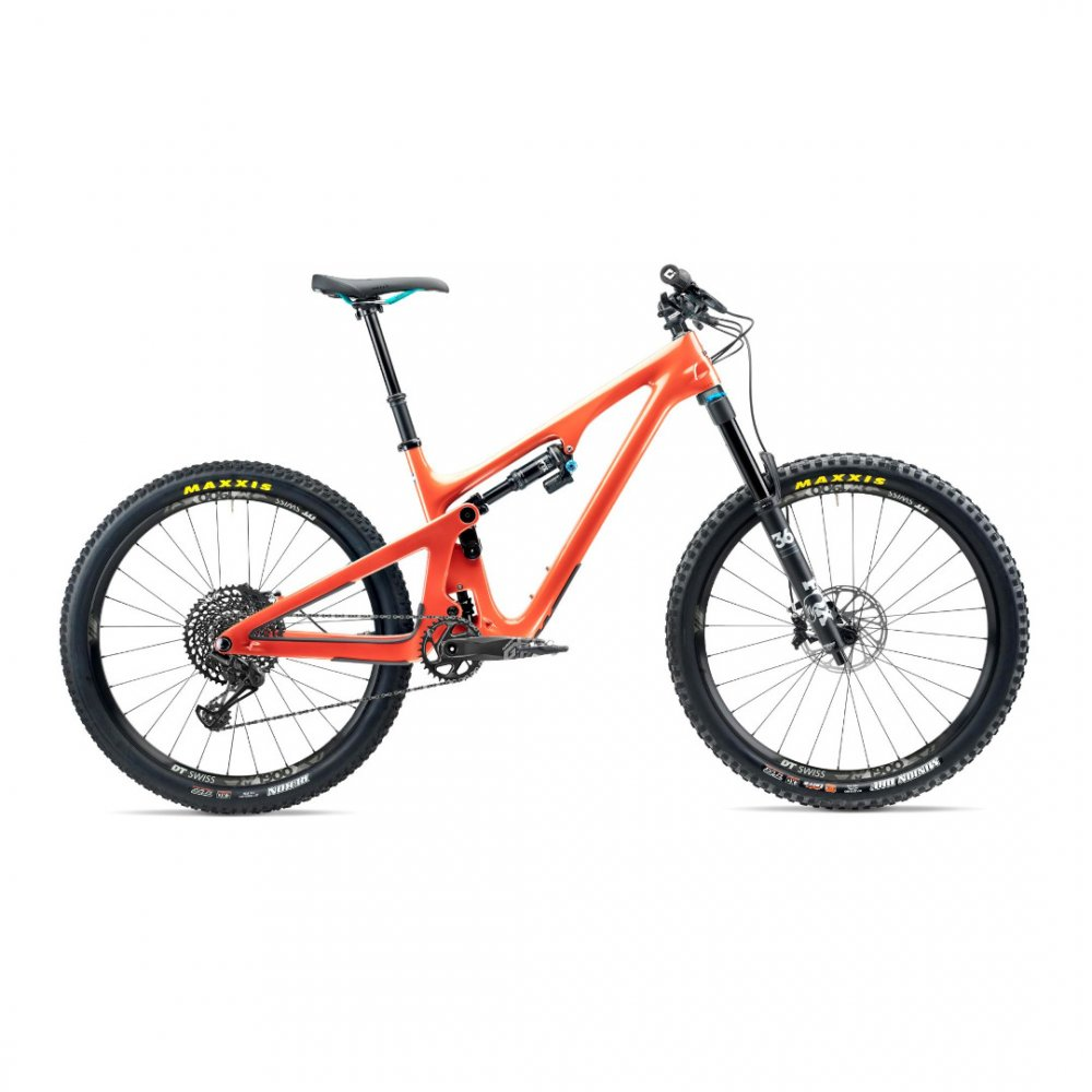 Yeti SB140 C-Series, Orange - Größe XS