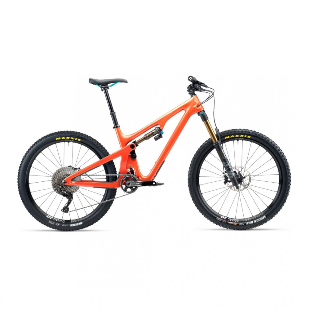 Yeti SB140 T1-Series, Orange - Größe XL