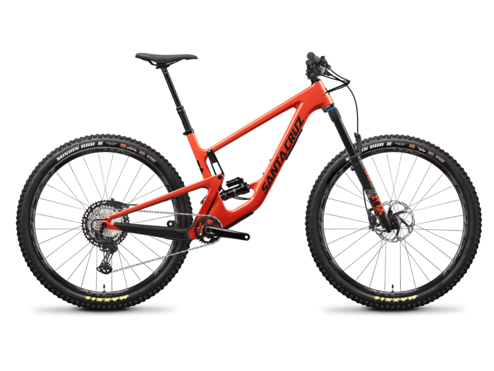 Santa Cruz Hightower 29 - Carbon C - XT - Ember - Größe XL