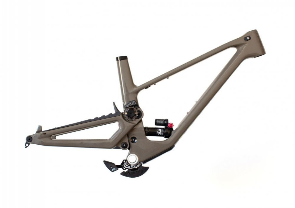 Forbidden Druid Frameset - Mr. Brownstone - S