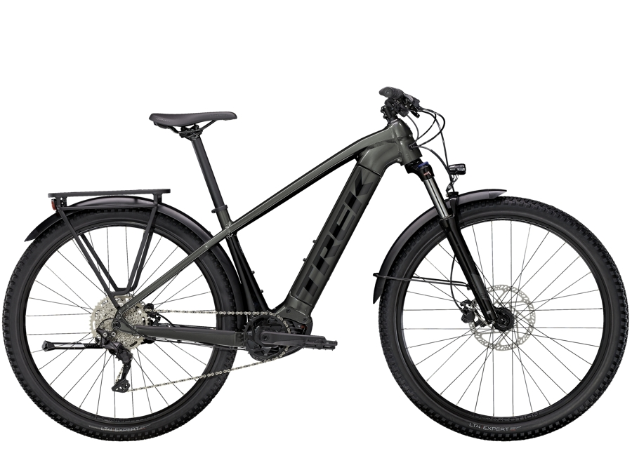 Trek Powerfly Sport 4 Equipped L (29  wheel) Lithium Grey/Trek Black