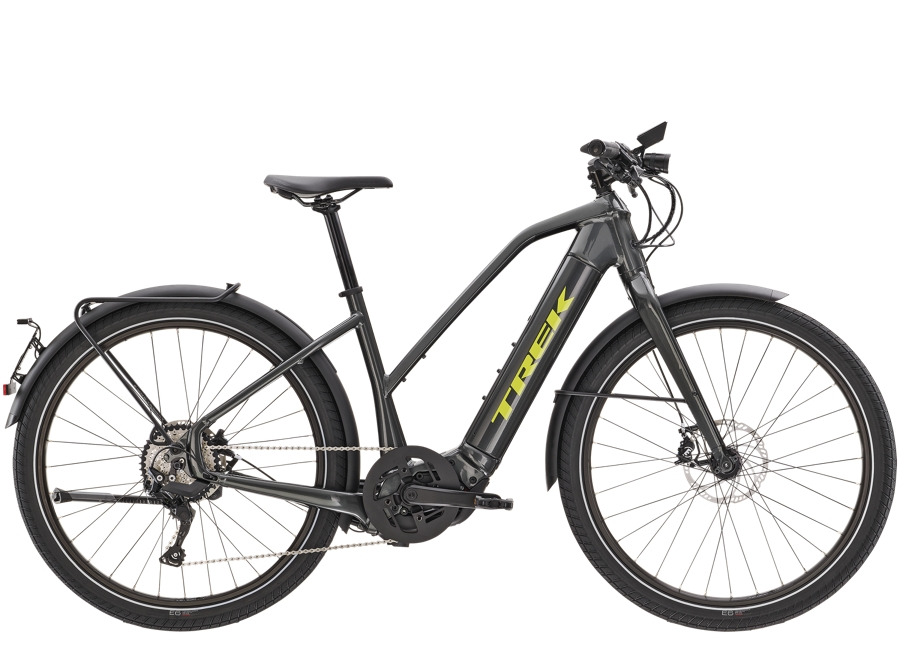 Trek Allant+ 8-Speed Stagger M Lithium Grey