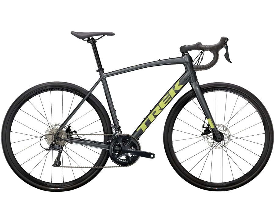 Trek Domane AL 3 Disc 49 Lithium Grey/Trek Black