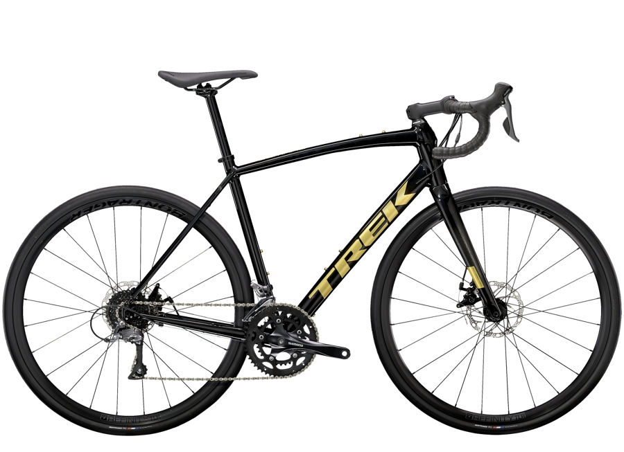 Trek Domane AL 2 Disc 58 Trek Black/Carbon Smoke